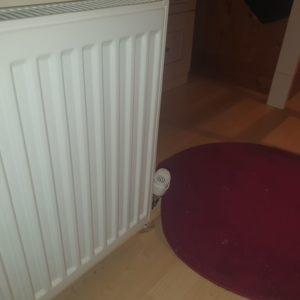 Plumber Soundwell installed radiator plumbing